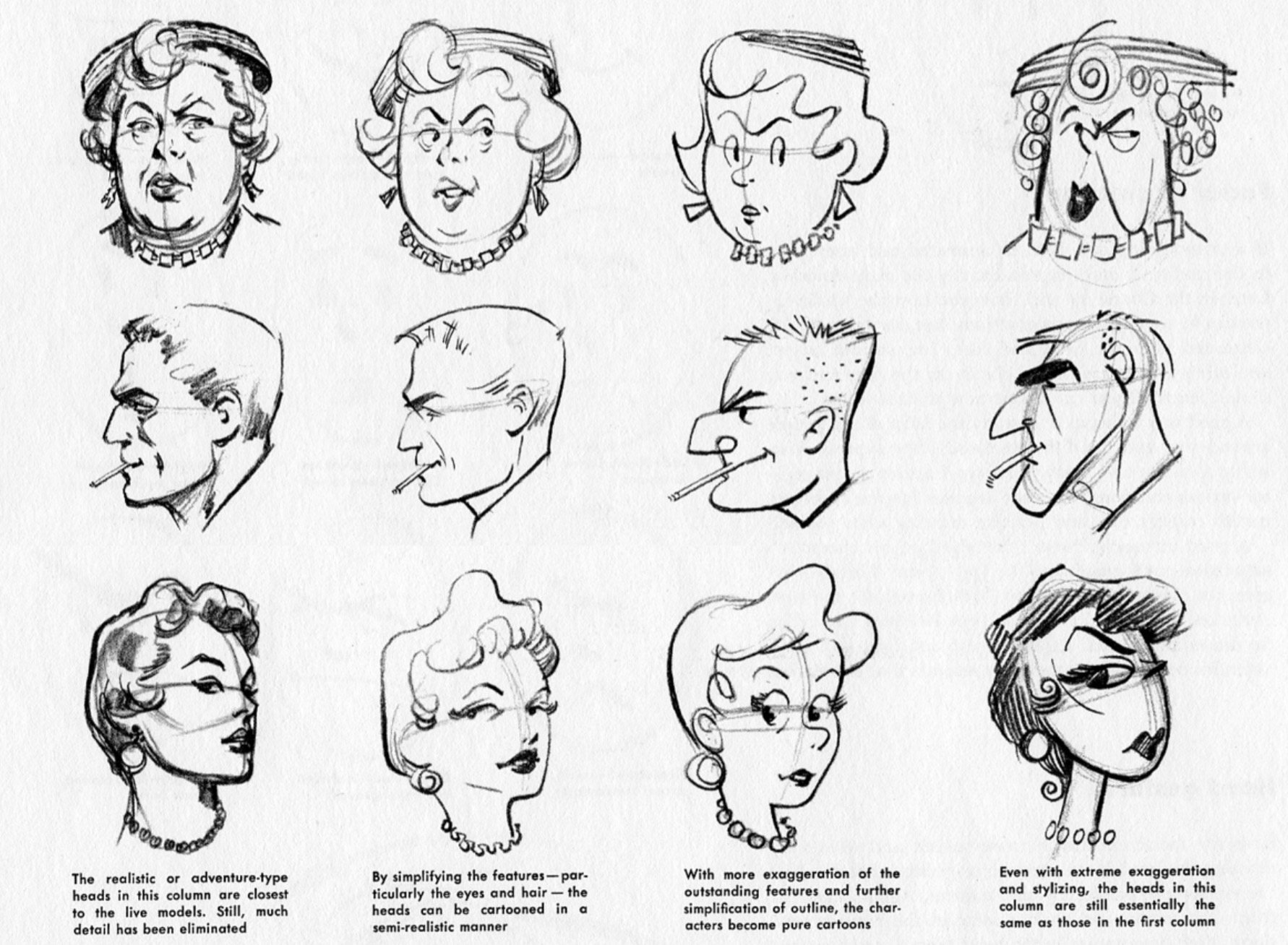 1782x1308 Learn To Draw Cartoons Lesson 1 The Comic Head