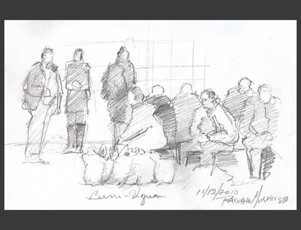 1031x791 Art Plein Air Sketching People In The Metrosubway Drawing