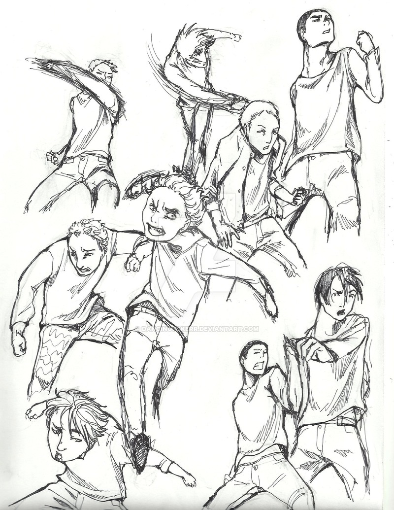 800x1035 Fighting Poses Practice By Dancingjokerr Fighting Poses Practice