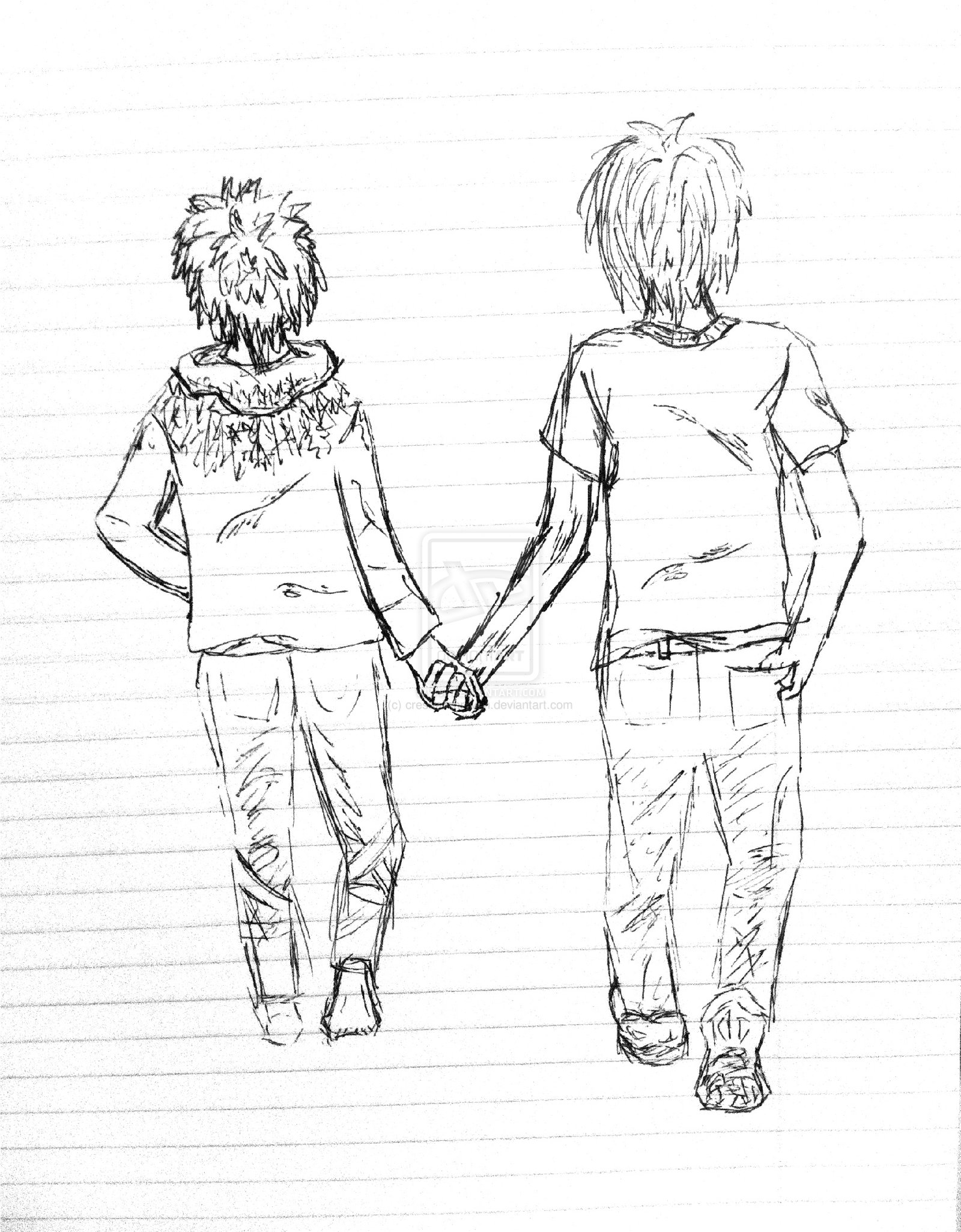 1600x2051 People Holding Hands Coloring Pages