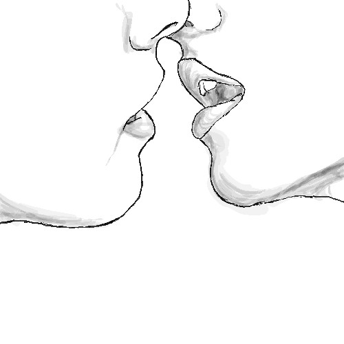 500x500 It Started Out With A Kiss By Hollis Bell
