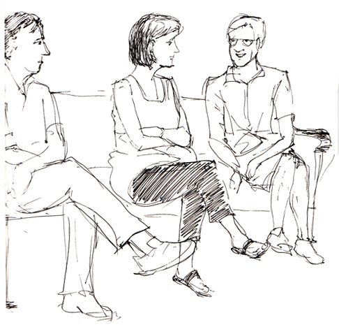 People Talking Sketch Free Download Oasis Dl Co