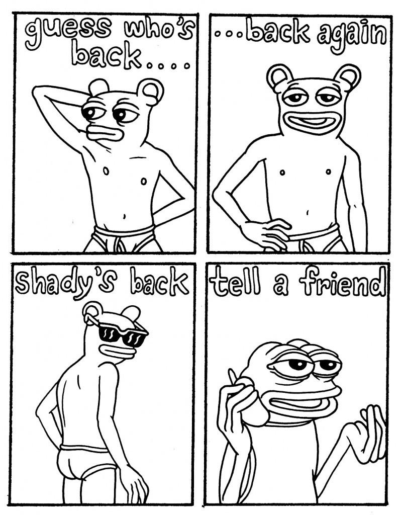 796x1024 The Creator Of Pepe The Frog Talks About Making Comics In The Post