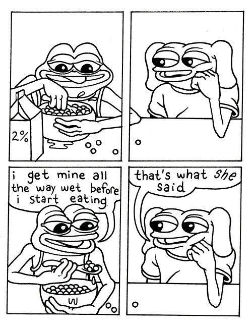 500x656 Strange Internet Journey Of Pepe