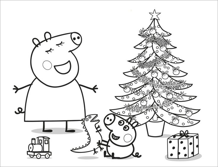 736x563 Best Peppa Pig Coloring Pages Ideas On Peppa Pig