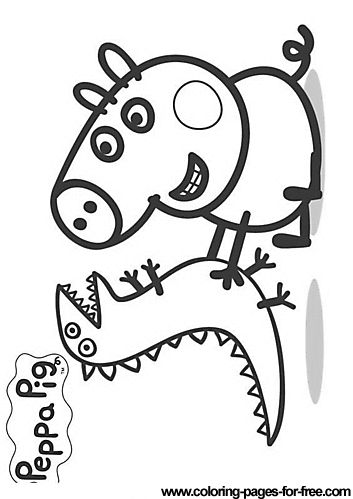 Peppa Drawing at GetDrawings.com | Free for personal use Peppa ...