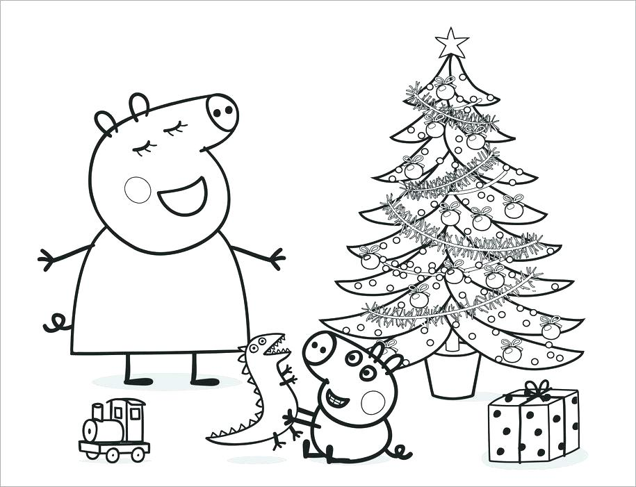 915x701 Peppa Pig Coloring Pages Pig Coloring Pages Printable And Sheets