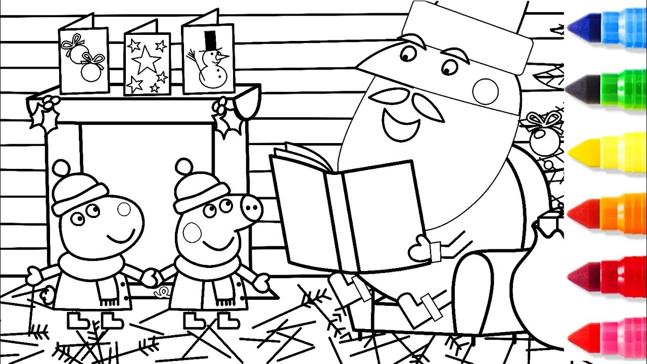 Peppa Pig Drawing At Getdrawings Com Free For Personal Use