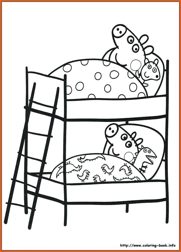 577x804 Coloring Pages Peppa Pig Printable Pig Coloring Pages Color Pages