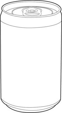 202x368 Empty Soda Can Free Vector Download (17,385 Free Vector)