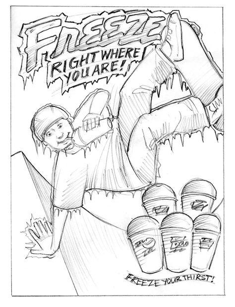 474x618 Pepsi Pop Sketches By Ren Pia My Sketches Pepsi