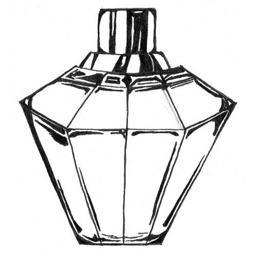 500x500 Perfume Bottle Designs On Behance