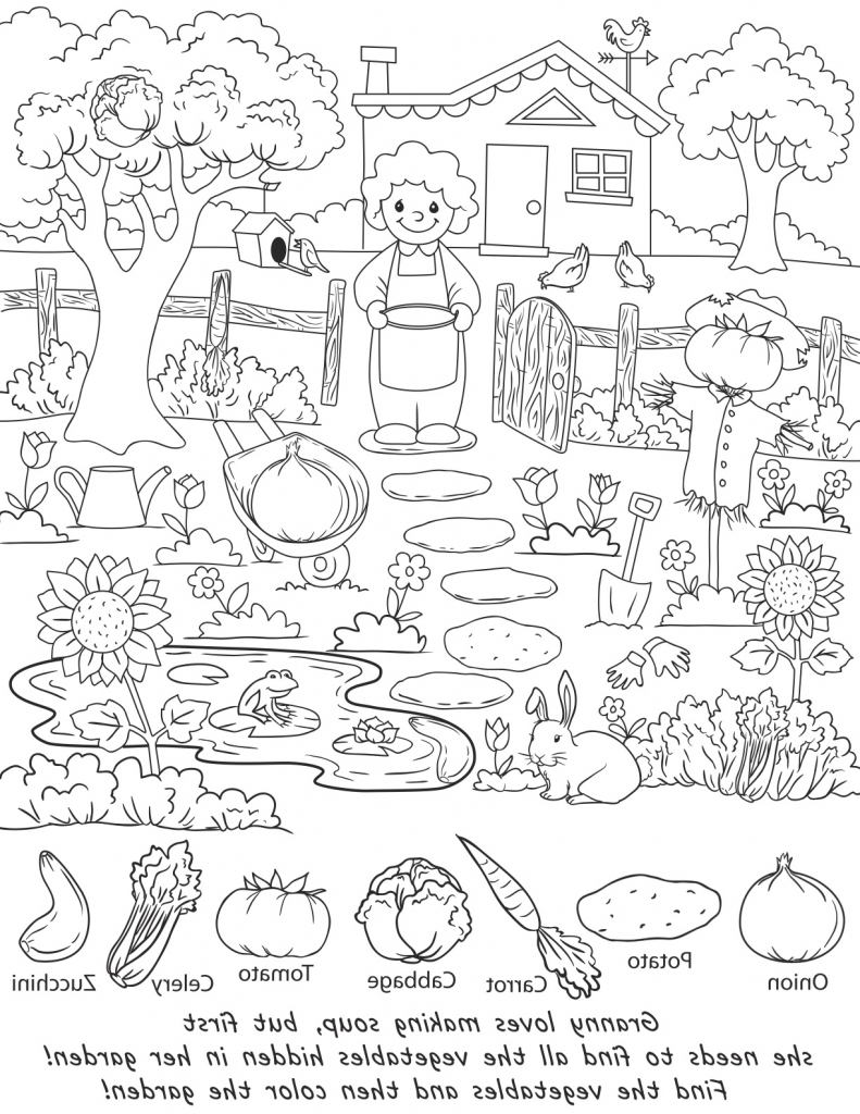 791x1024 Object Drawing Coloring Pictures Realistic Object Drawing