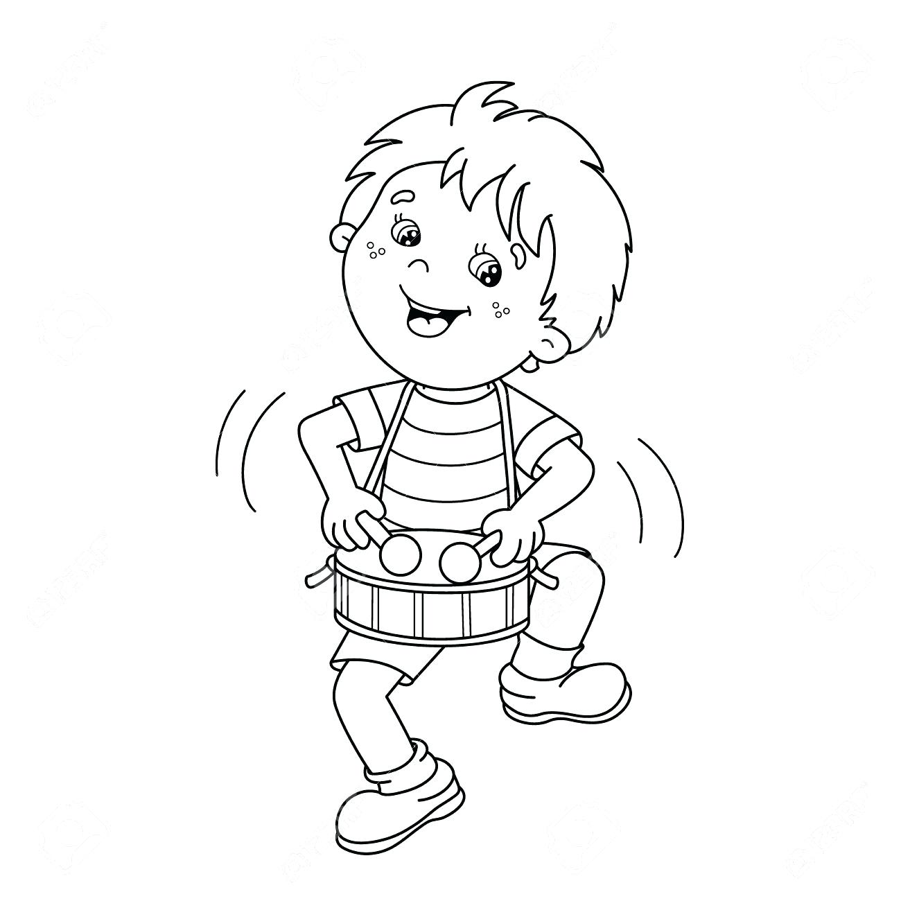 Person Outline Drawing at GetDrawings.com | Free for personal use ...