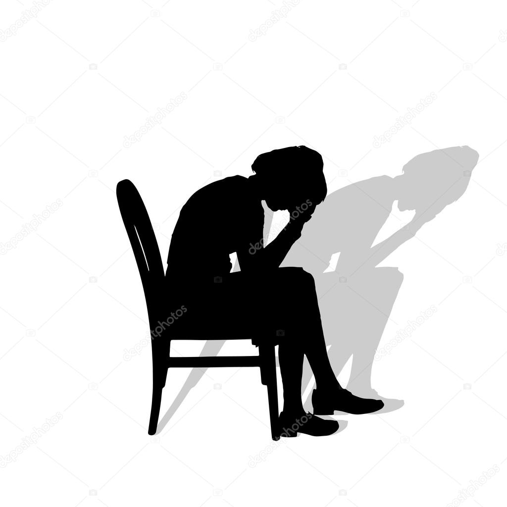 1024x1024 Silhouette Of A Woman Praying Stock Vector Majivecka