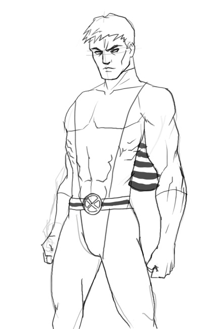 400x650 How To Draw Banshee