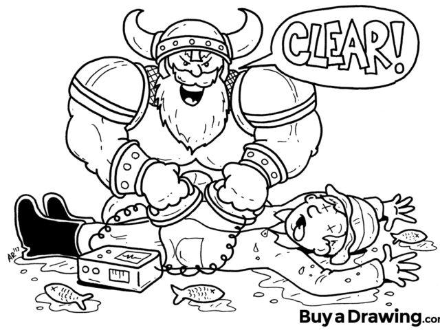 640x480 Buy A Drawing Custom Cartoon Drawings By A Pro Cartoonist!