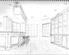 236x188 Drawing Two Point Perspective Table Legs