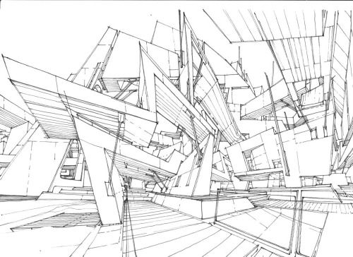 500x364 13 Best Design Drawing Images On Perspective