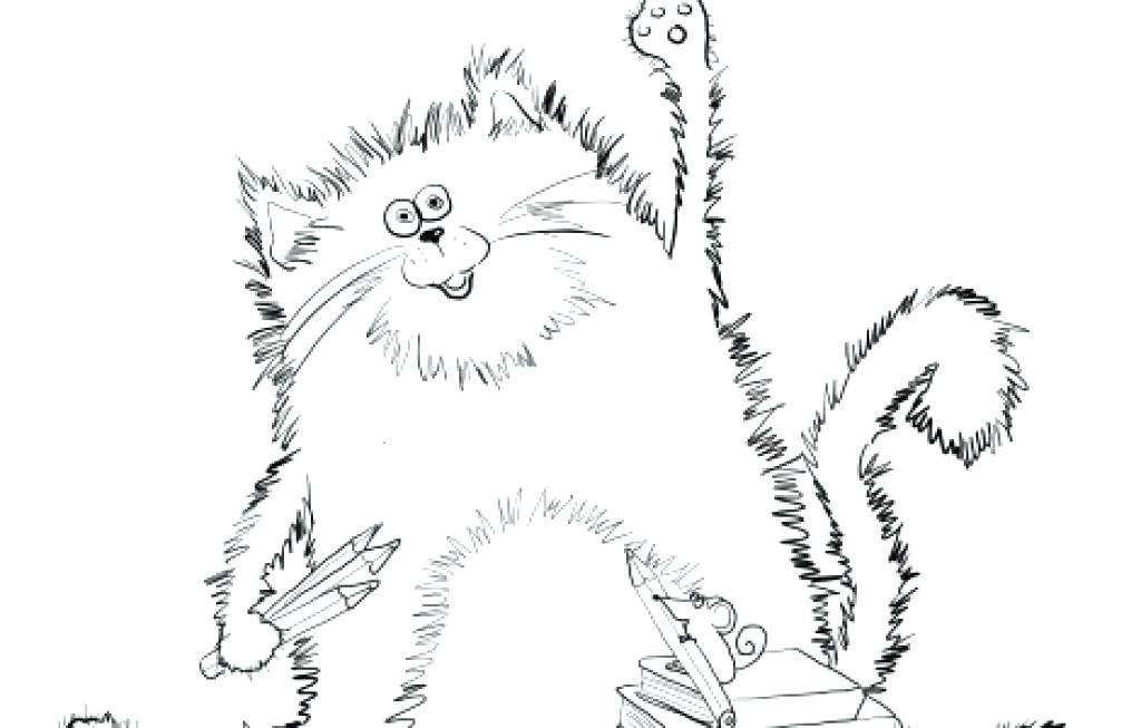 1024x653 Home Improvement. Pete The Cat Coloring Page