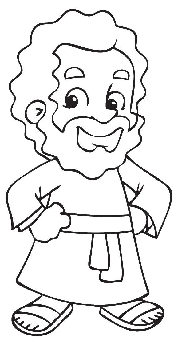 592x1094 Saint Peter Simon Peter