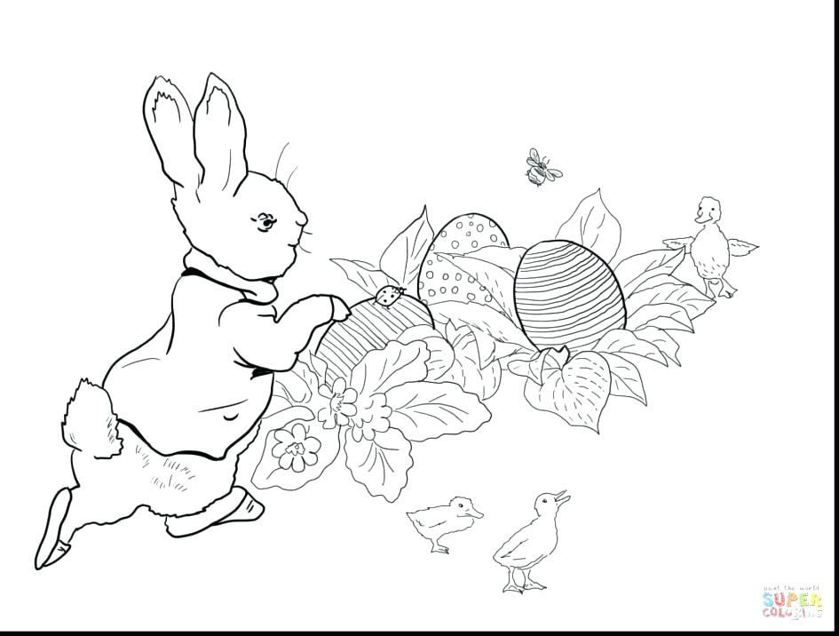 945x716 Peter Rabbit Coloring Pages As Well