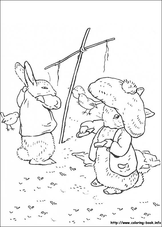 567x794 Trend Peter Rabbit Coloring Pages 62 For Print Coloring Pages
