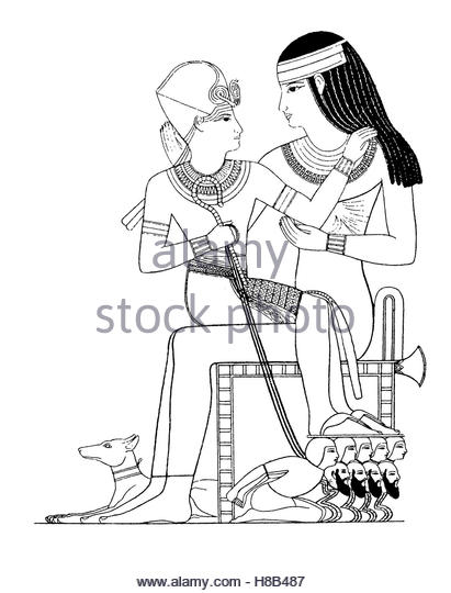 411x540 Egyptian Queen Pharaoh Stock Photos Amp Egyptian Queen