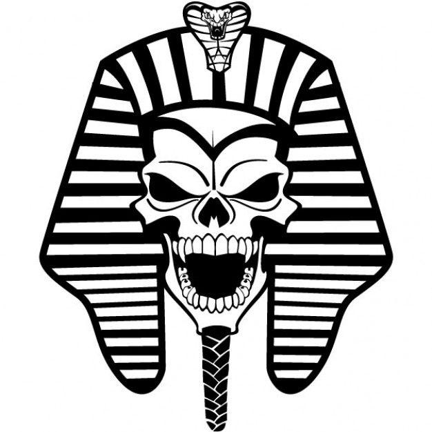 626x626 Tattoo's For Gt Pharaoh Head Tattoo Design A Phine Association