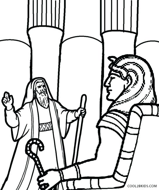 543x650 This Is Moses Coloring Pages Pictures And Pharaoh Coloring Pages