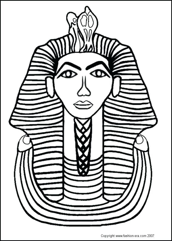 Pharaoh Drawing at GetDrawings.com | Free for personal use Pharaoh ...