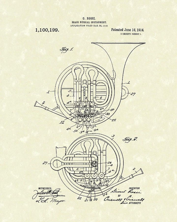 720x900 8 Best Patent Drawing Images On Musical Instruments