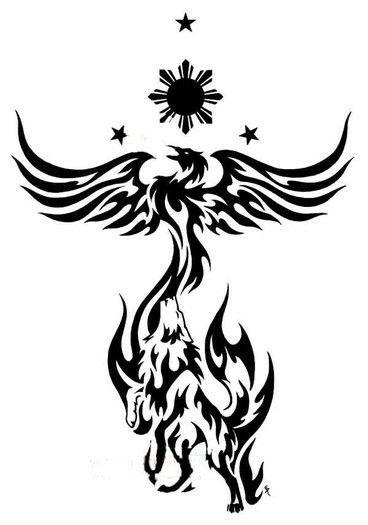 368x525 Pin By Lekili L On Tattoos Tattoo, Phoenix And Tatting
