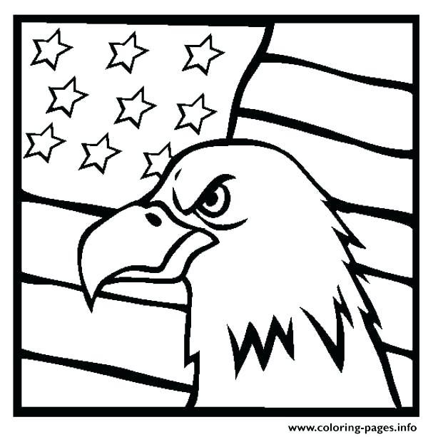 600x613 Us Flag Coloring Sheet Good Us Flag Coloring Sheet Photo Flag