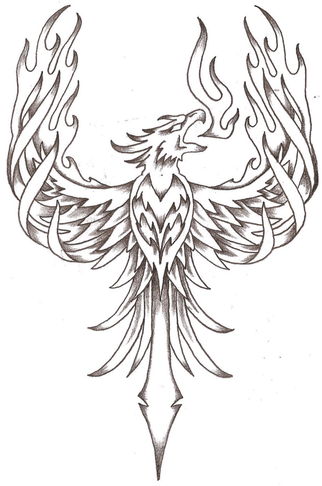 636x960 Phoenix (Possibly On Right Forearm) Tattoo Ideas