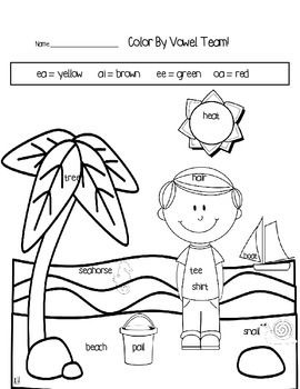 Phonics Drawing
