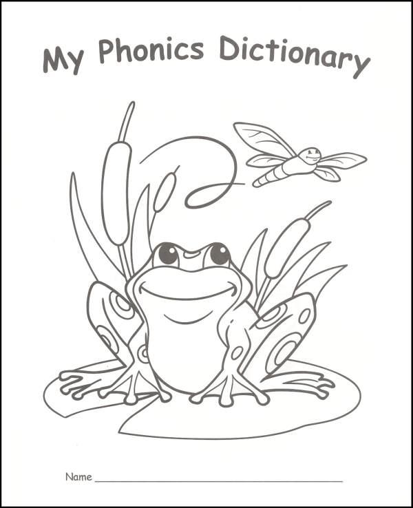600x738 My Phonics Dictionary (006824) Details