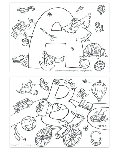 408x510 Amazing Phonics Coloring Pages Online Best Images On Intended