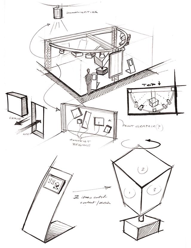 640x828 Creativity Cubed Innovative Booth Design