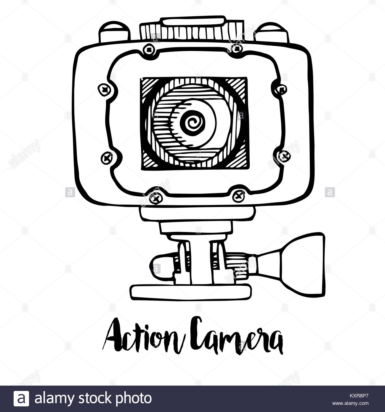 1300x1389 Video Camera Drawing Stock Photos Amp Video Camera Drawing Stock