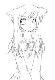236x340 Photos Cute Anime Girl Drawing,