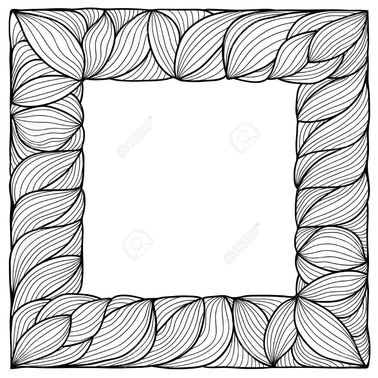 Photo Frame Drawing at GetDrawings.com | Free for personal use Photo ...
