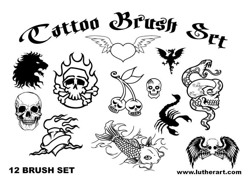 800x586 Photoshop Free Dragon Tattoo Designs Brushes Photoshop Free