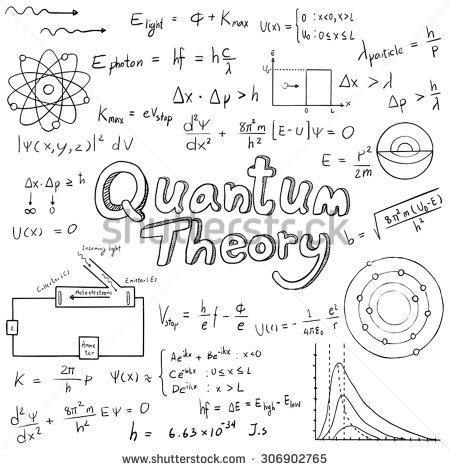 450x470 Quantum Theory Law And Physics Mathematical Formula Equation