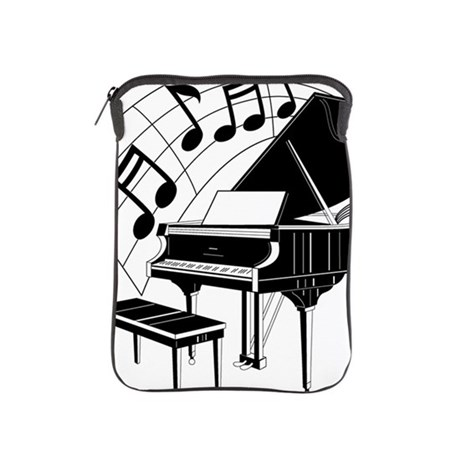 460x460 Piano Ipad Cases, Piano Ipad 2, 3 Amp Mini Sleeves