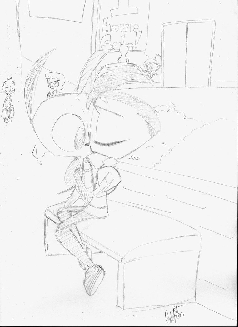 762x1047 Zagirjuste Kiss Pencil Sketch By Gabpiano