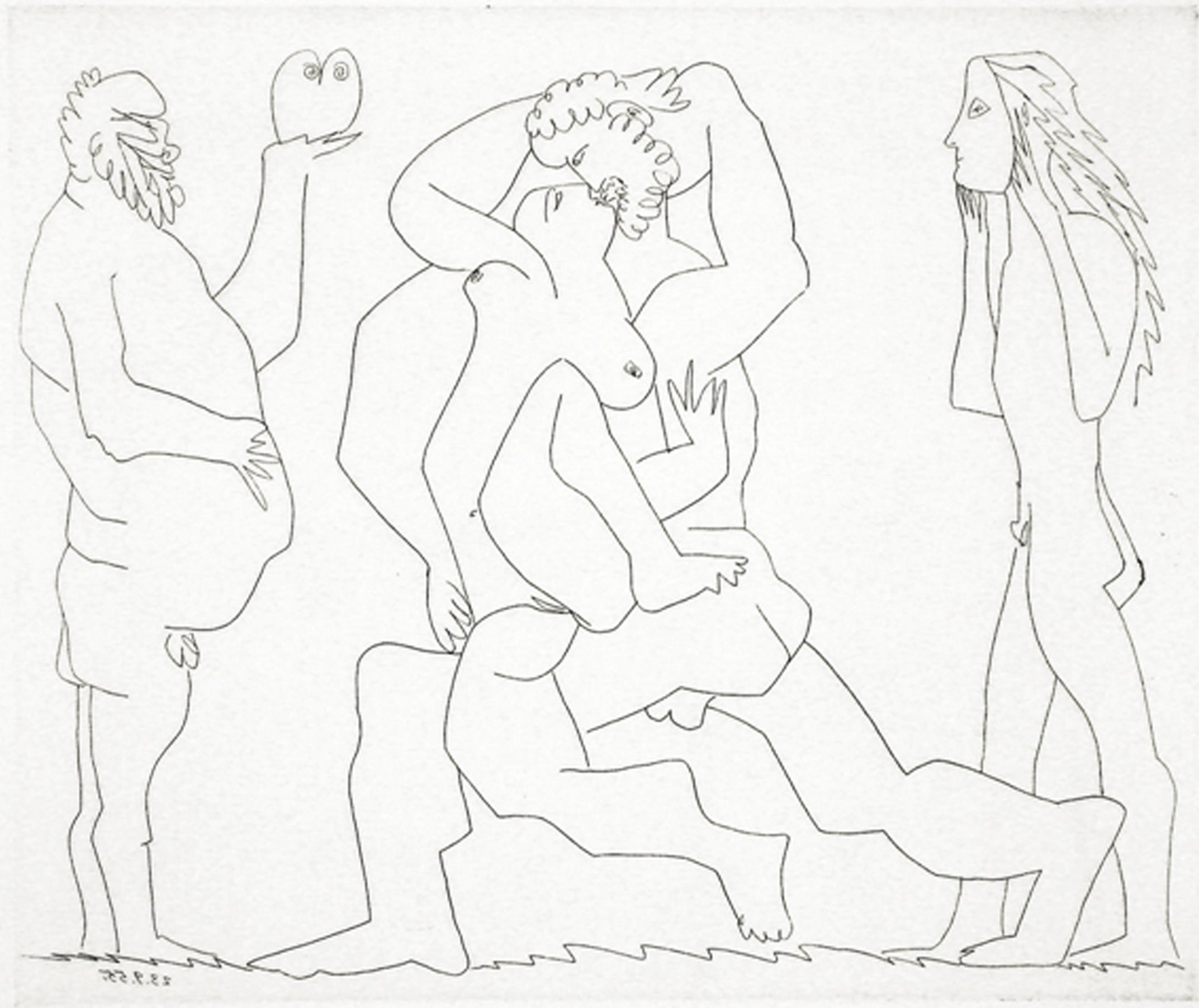 2145x1804 Late Work, 1954 1972