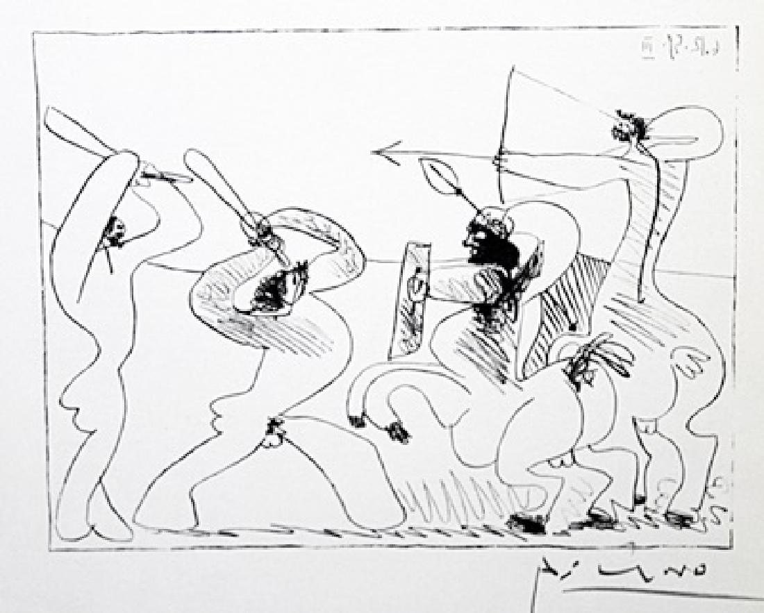 1100x883 Vintage Pablo Picasso Drawings For Sale Amp Antique Pablo Picasso