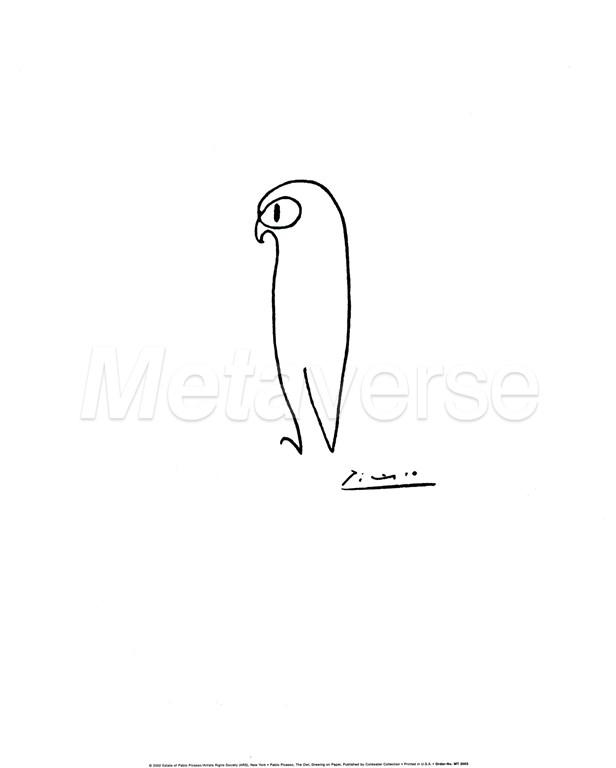 616x768 The Owl Print