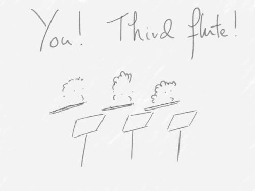 500x375 Flute Draw Tumblr